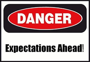 People Expect You To Exceed Their Expectations