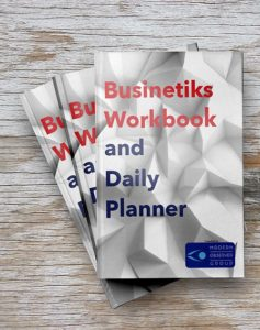 Businetiks Daily Planner