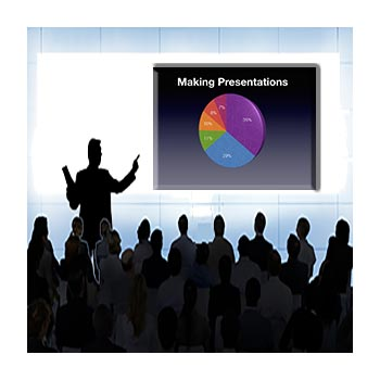 Pump Yourself Up Before A Presentation