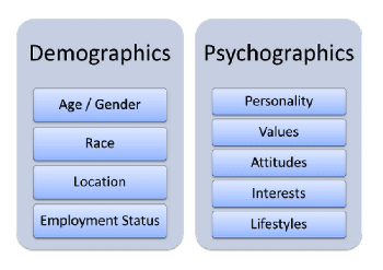 Go Beyond Demographics